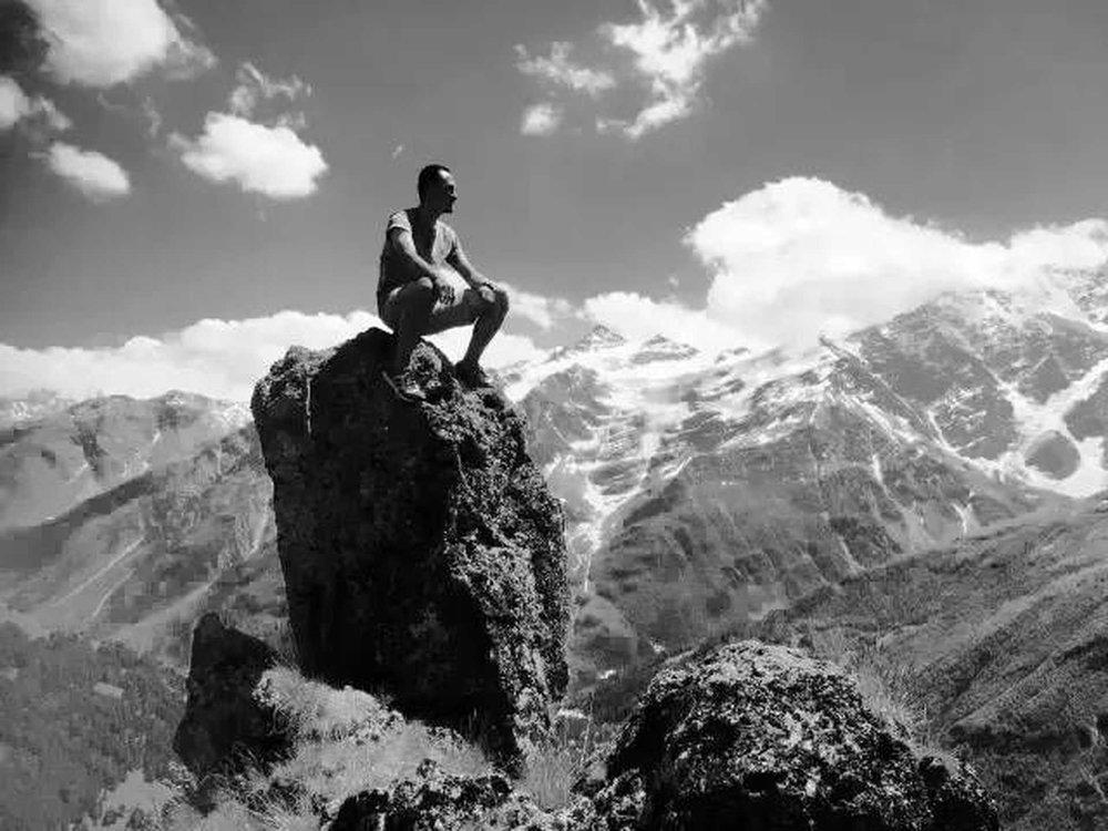 魏安杰:纪录片导演   看完《绝命海拔》,来听听他的故事