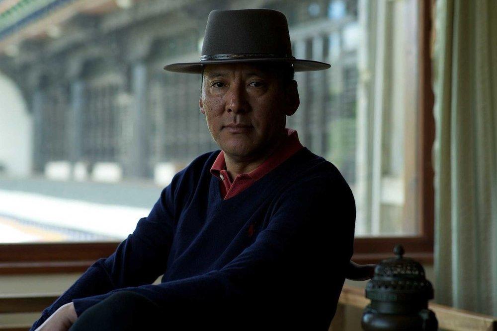 白玛多吉:松赞酒店创始人   我们不聊松赞,聊获取快乐的源泉