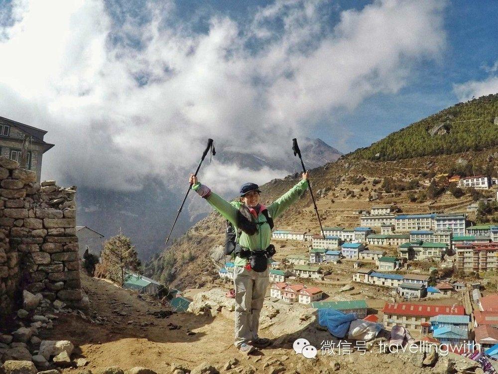 张诺娅:华人在美徒步记录创新者   孤身徒步3500公里