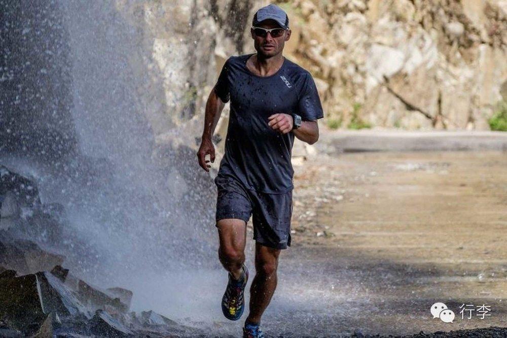 怕沙:职业跑者、翻译   狂跑者