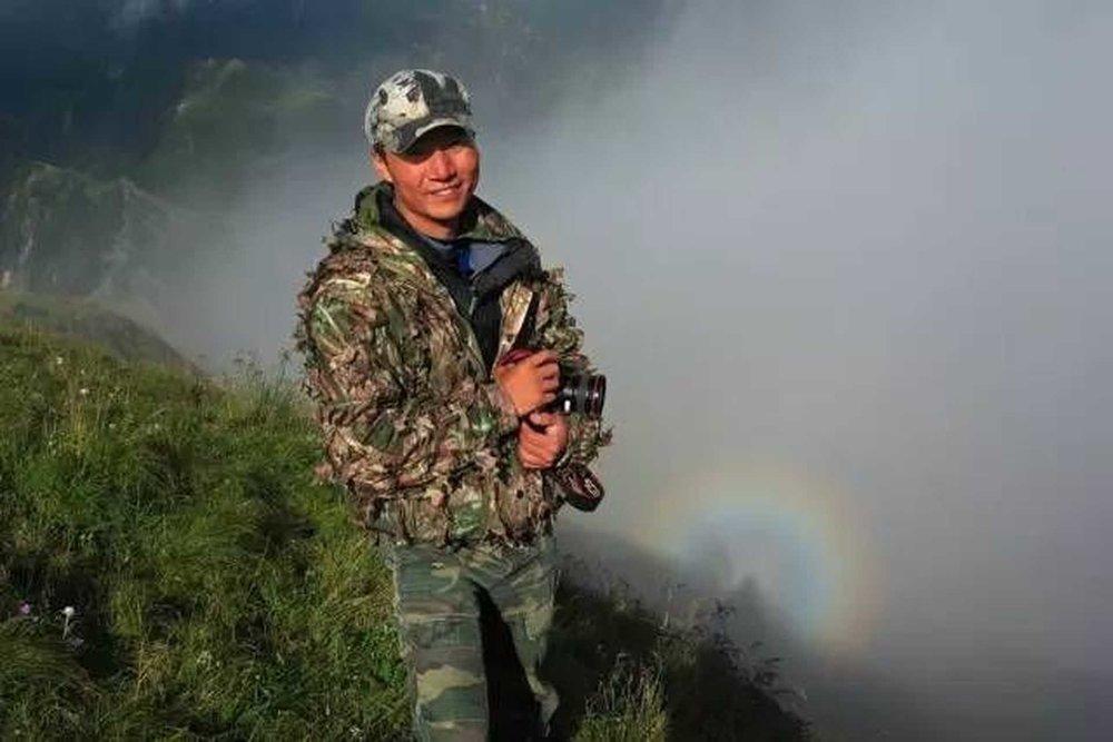 奚志农:著名野生动物摄影师   我和野生动物那点事儿...