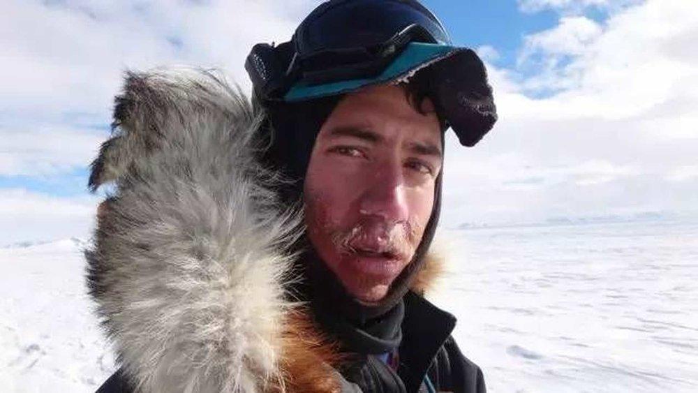 Justin Jones:澳大利亚探险家、纪录片导演、演讲家   跨越寒冰...