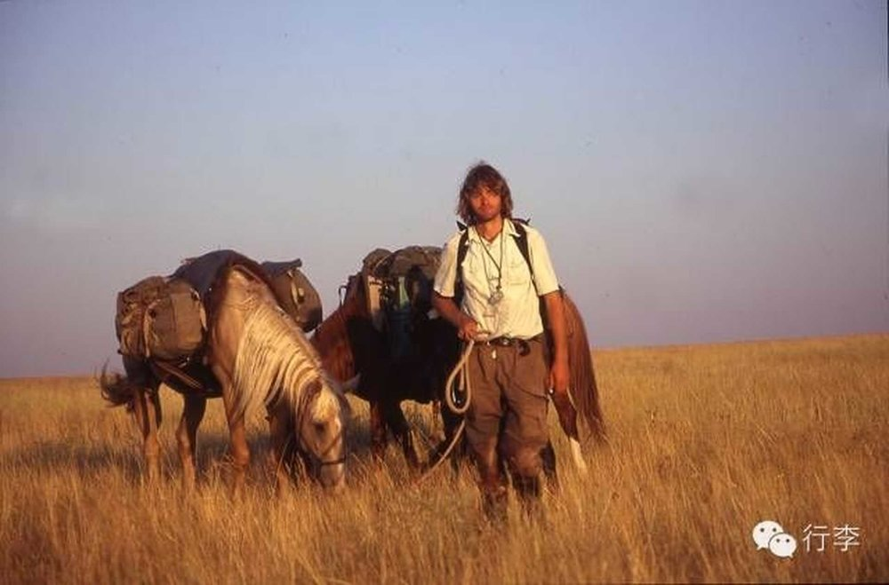 Tim Cope:澳大利亚人   在没有围栏的荒野