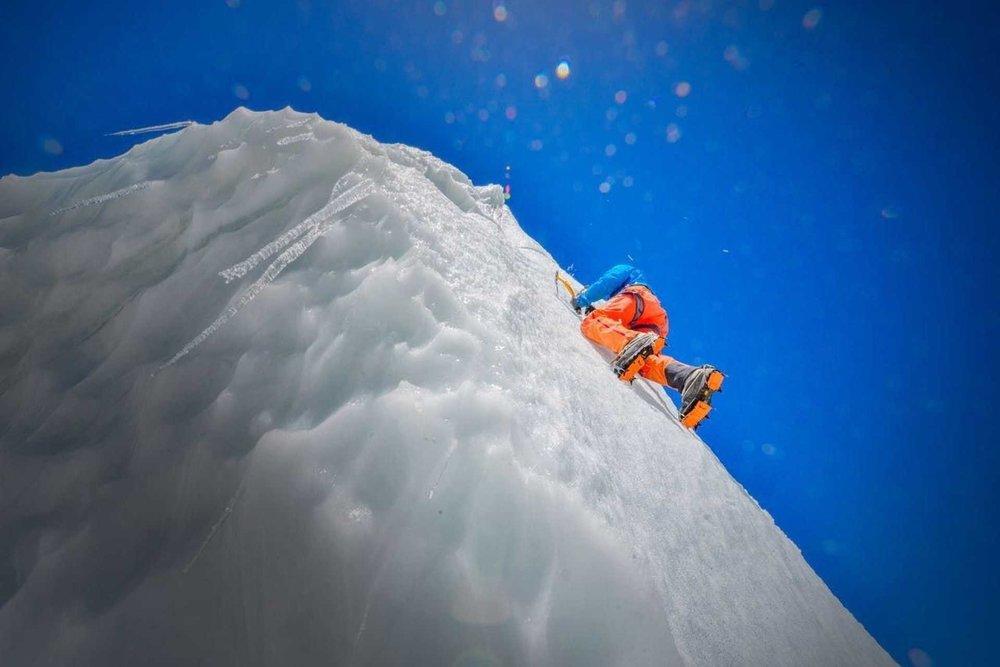 汗斯:新生代探险者、户外摄影师   最不羁的旅途