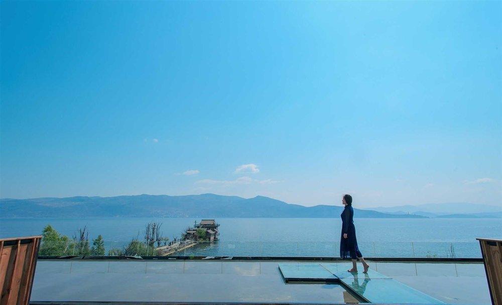 大理朴域瓦舍海景度假酒店 - http://www.dalipuresea.com/古城才村小邑庄北大理,云南Tel:+86 8723063633Email:puyu@travellingwithhotel.com