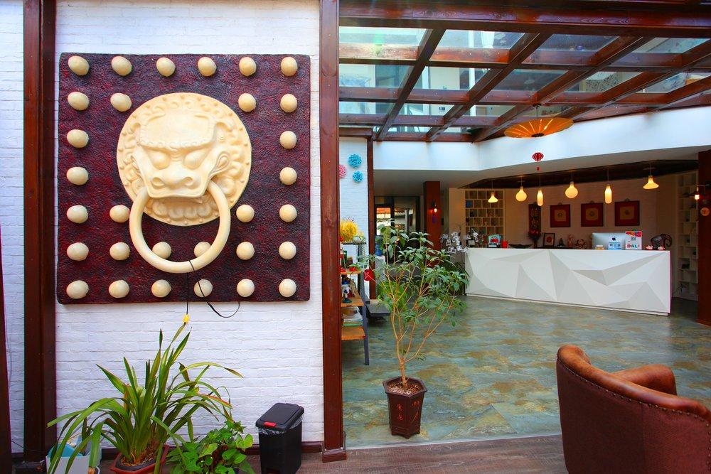 Dali Xi Yue Travellingwithhotel - http://xy.travellingwithhotel.com/No. 216 Yeyu Road SouthDali,YunnanEmail:xiyue@travellingwithhotel.com
