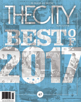 Paul Ward, was published in El Paso's Best of the 2017 Issue of The City Magazine as a local expert; introducing the endless possibilities that exist within the Crypto-Sphere.