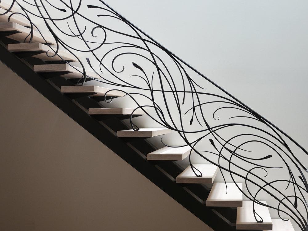 Sculptural Iron Railing.jpg