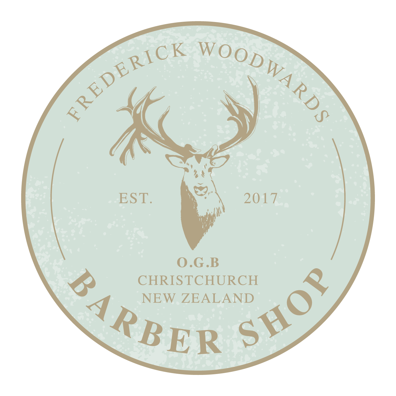 Frederick Woodwards Barber Shop