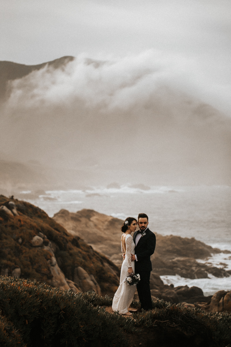 Malia & Andrew |Big Sur, CA -