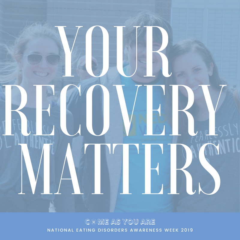 Your Recovery Matters