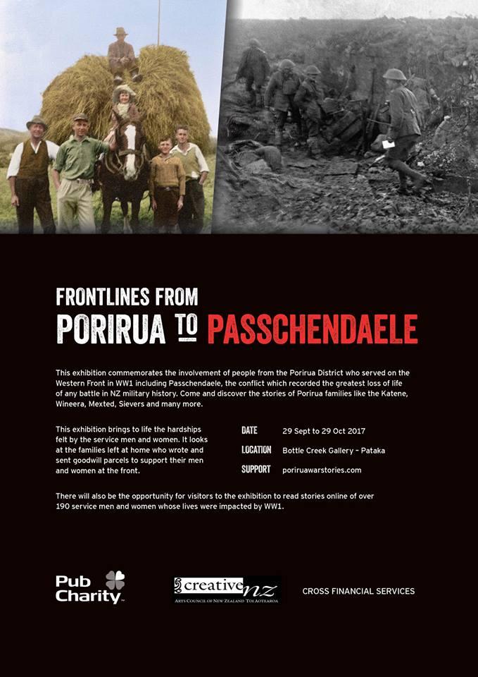 'Porirua War Stories'