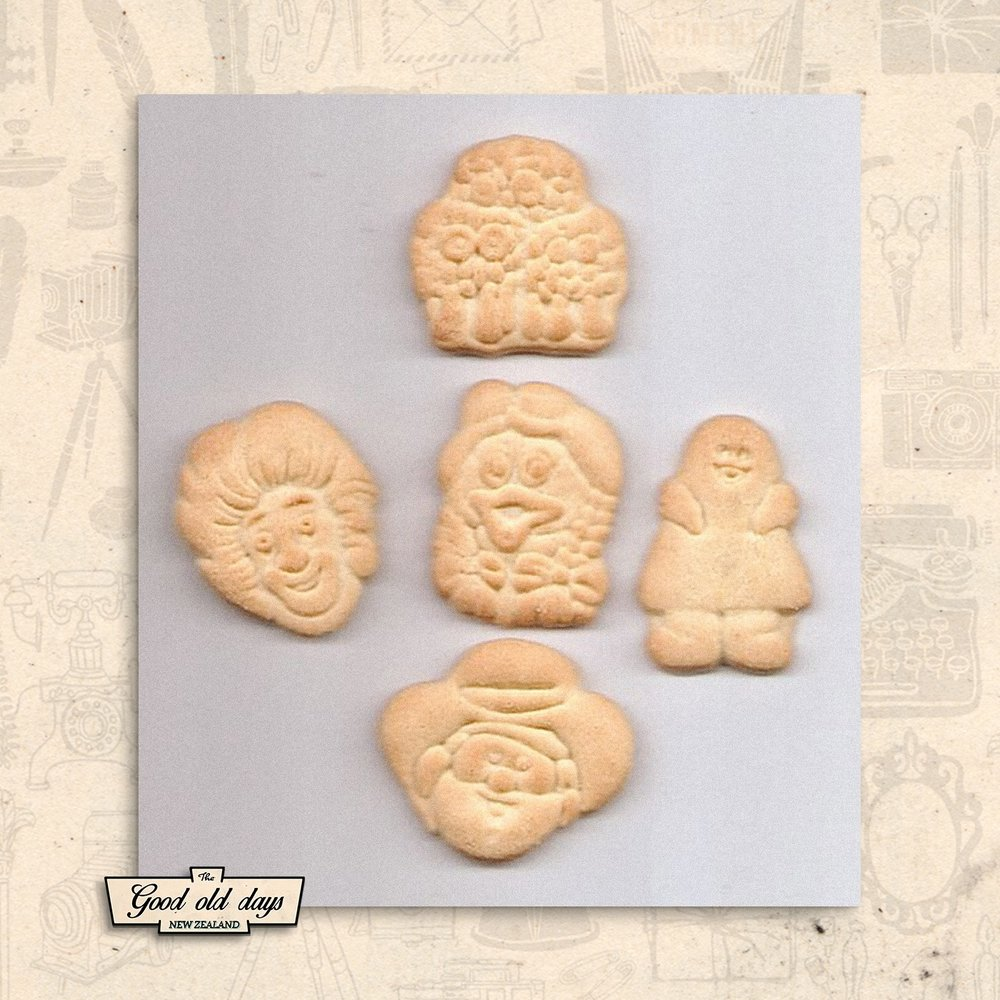 Mcdonalds cookies
