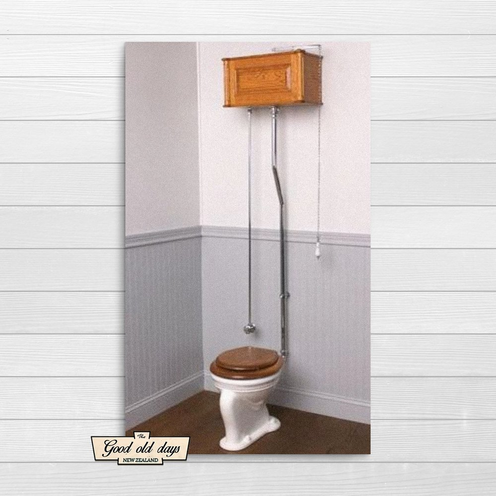 pull chain style loo
