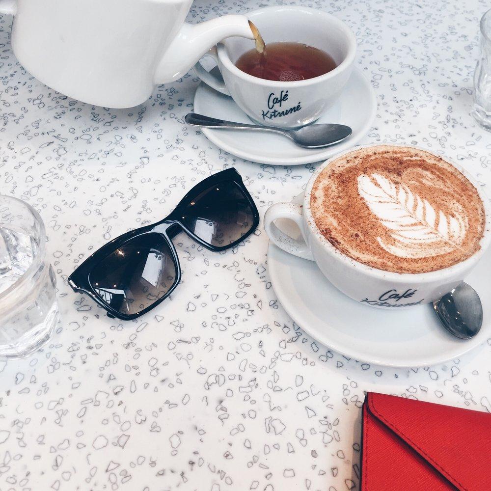 Café Kitsuné,11ème