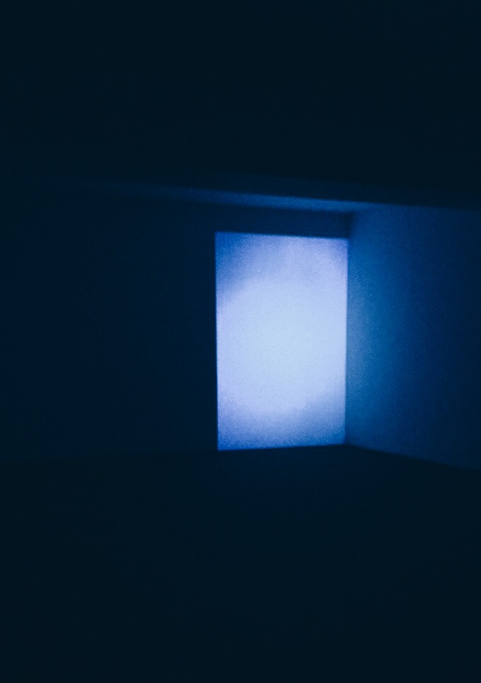 James Turrell,  Fargo, Blue
