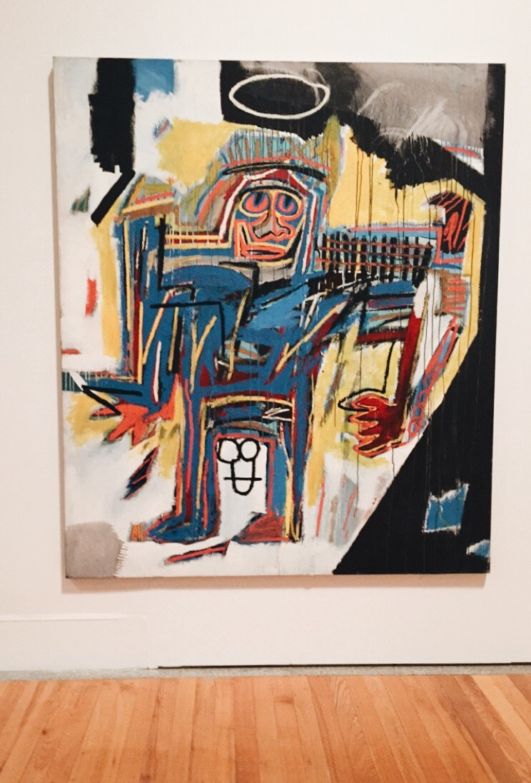 Jean-Michel Basquiat, Pater