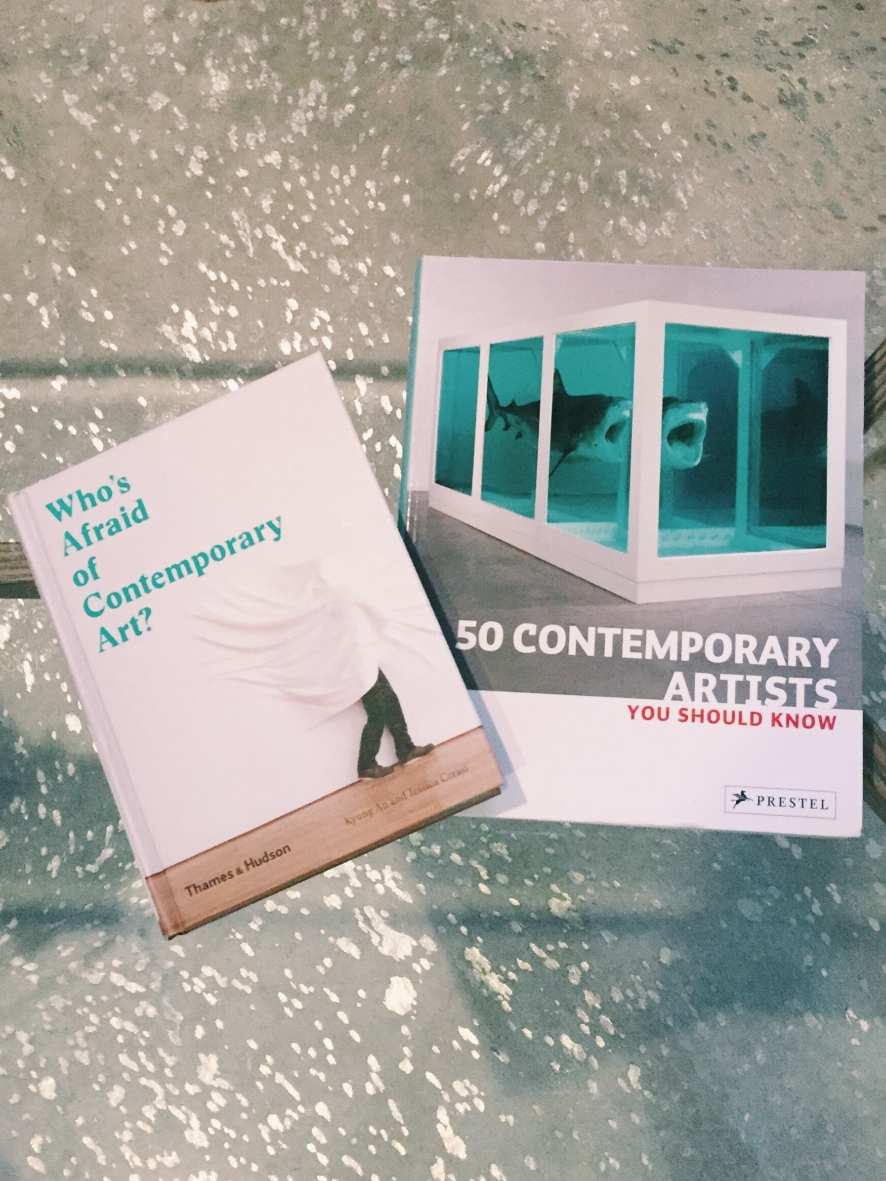 Five Books To Read On Modern And Contemporary Art