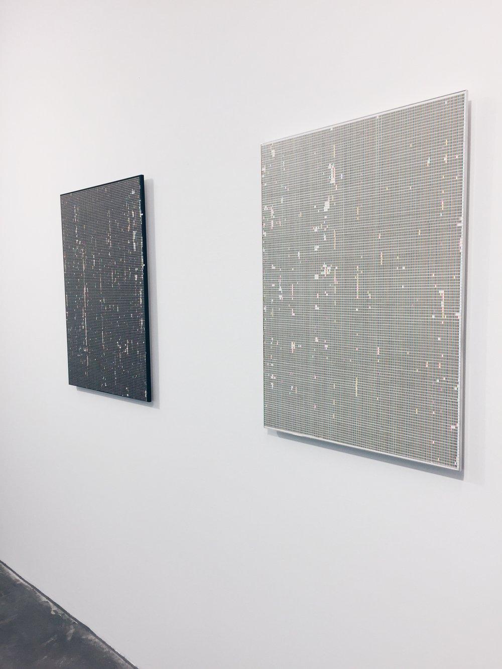 Gonzalo Reyes Araos,  RGB Paintings