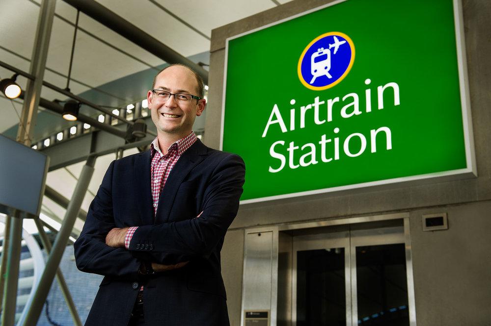 Airtrain CEO Brisbane