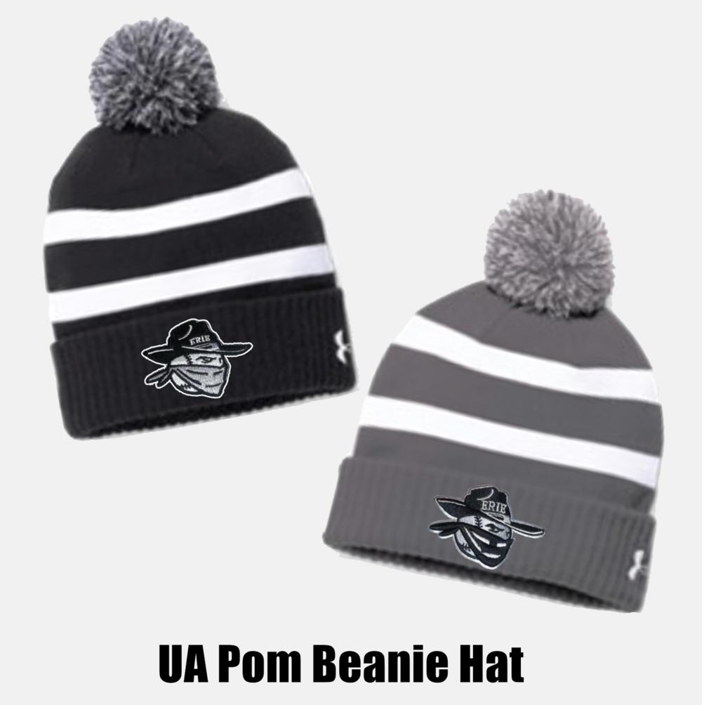 ed8ccfce367 Pom Beanie Hat — duceTWO Custom Design