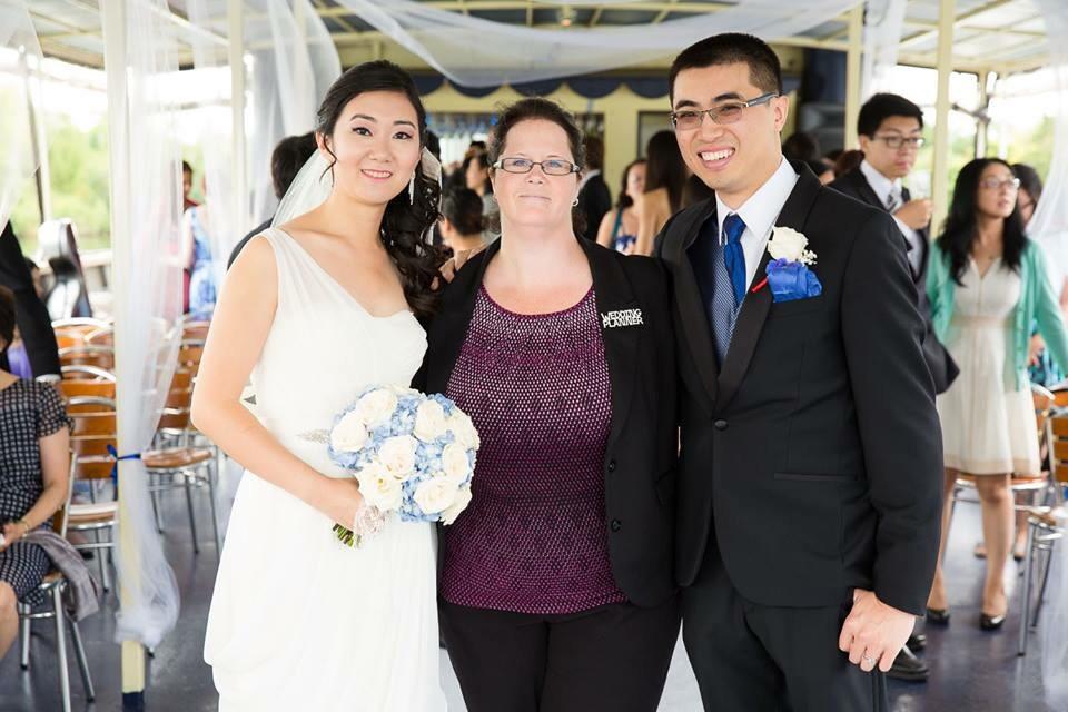 Perfect Wedding Planner Blog Wedding on Lake Ontario