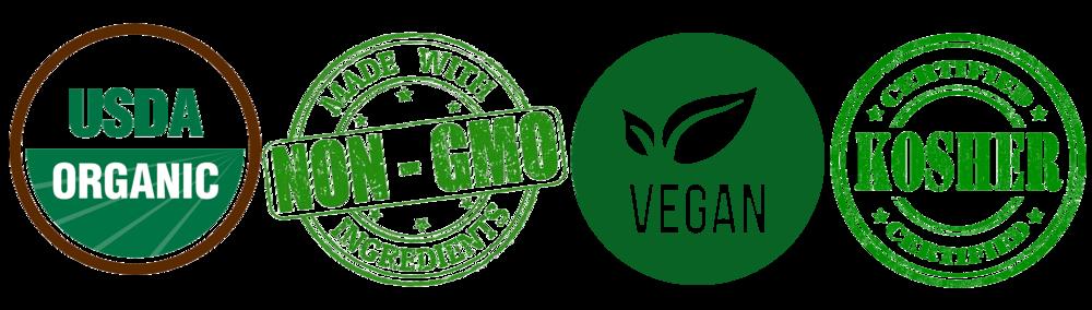 organic non gmo vegan kosher banner.png