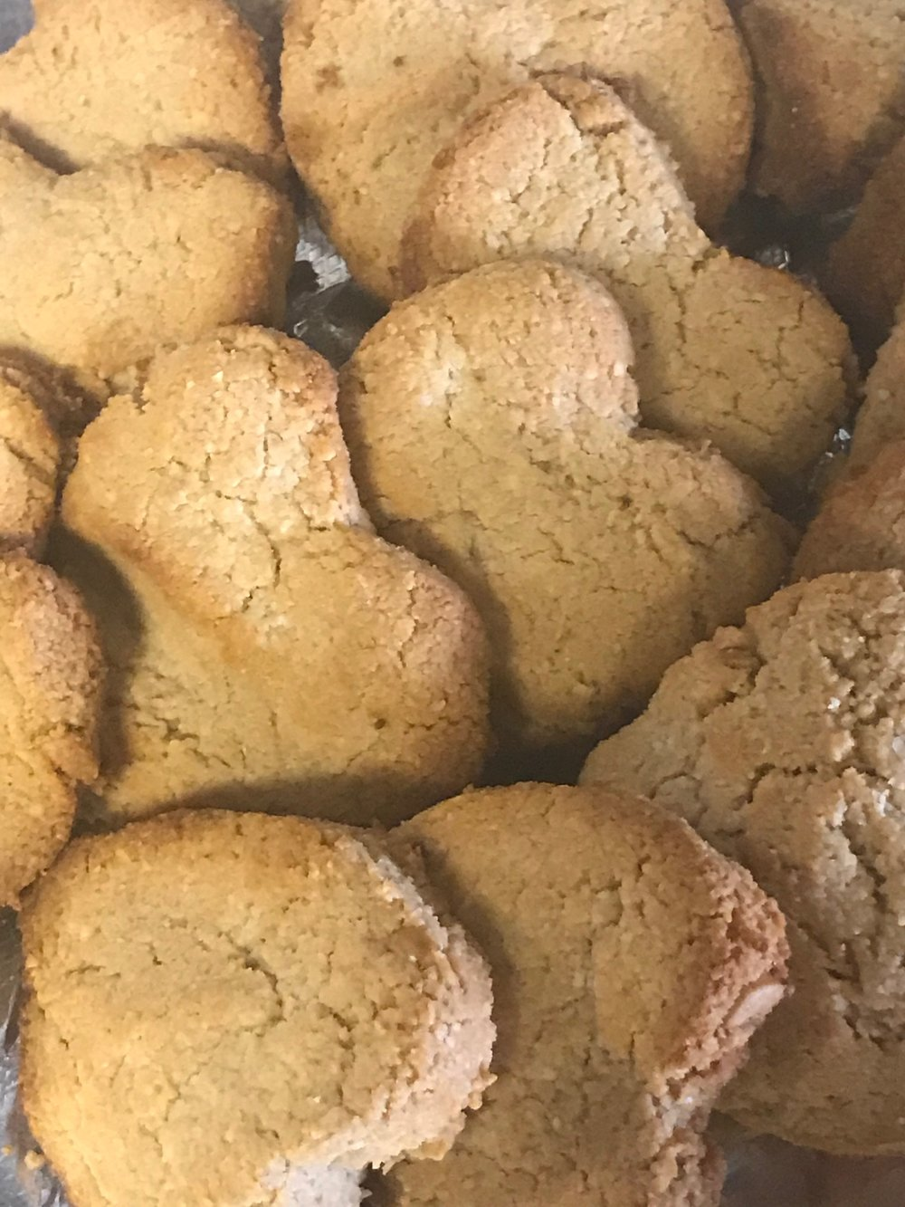Homemade Dog Scones and Dog Biscuits
