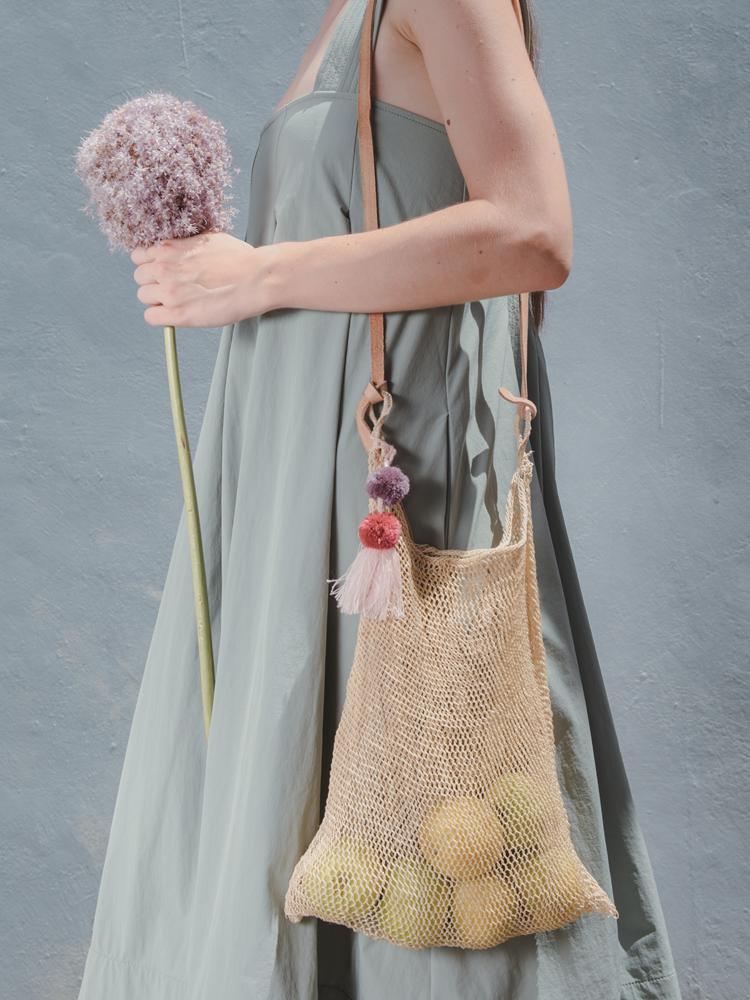 Artisan & Fox Handwoven Bag