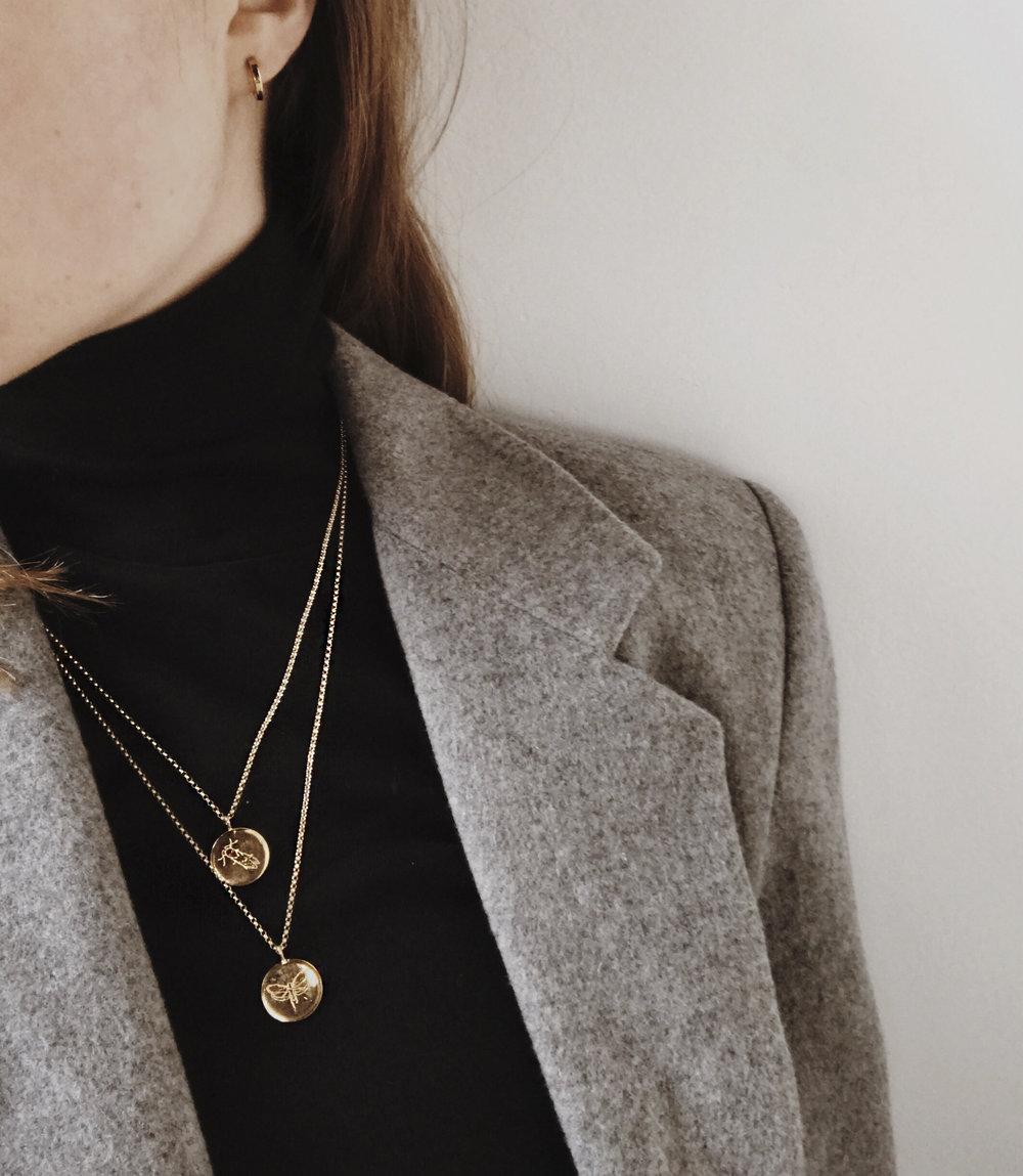 APSE X DVSAS Necklace