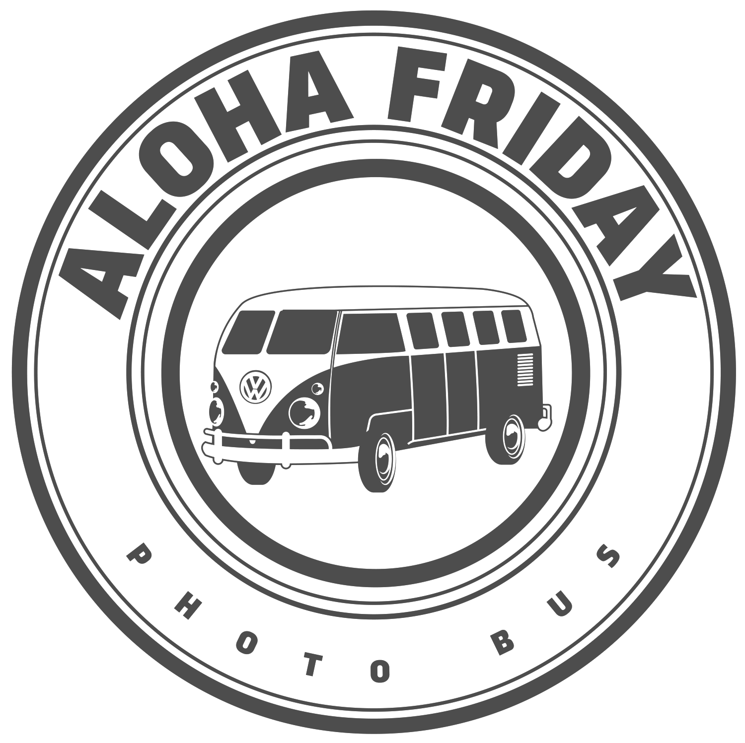 Aloha Friday Photo Bus