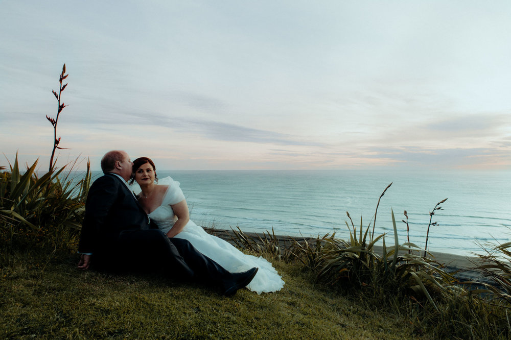 Bernadette & Stefan - Castaways Resort - Auckland
