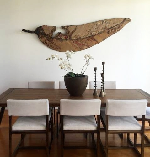 'Parchment' leaf sculpture - Art Associates . They have placed it out for rent.jpg