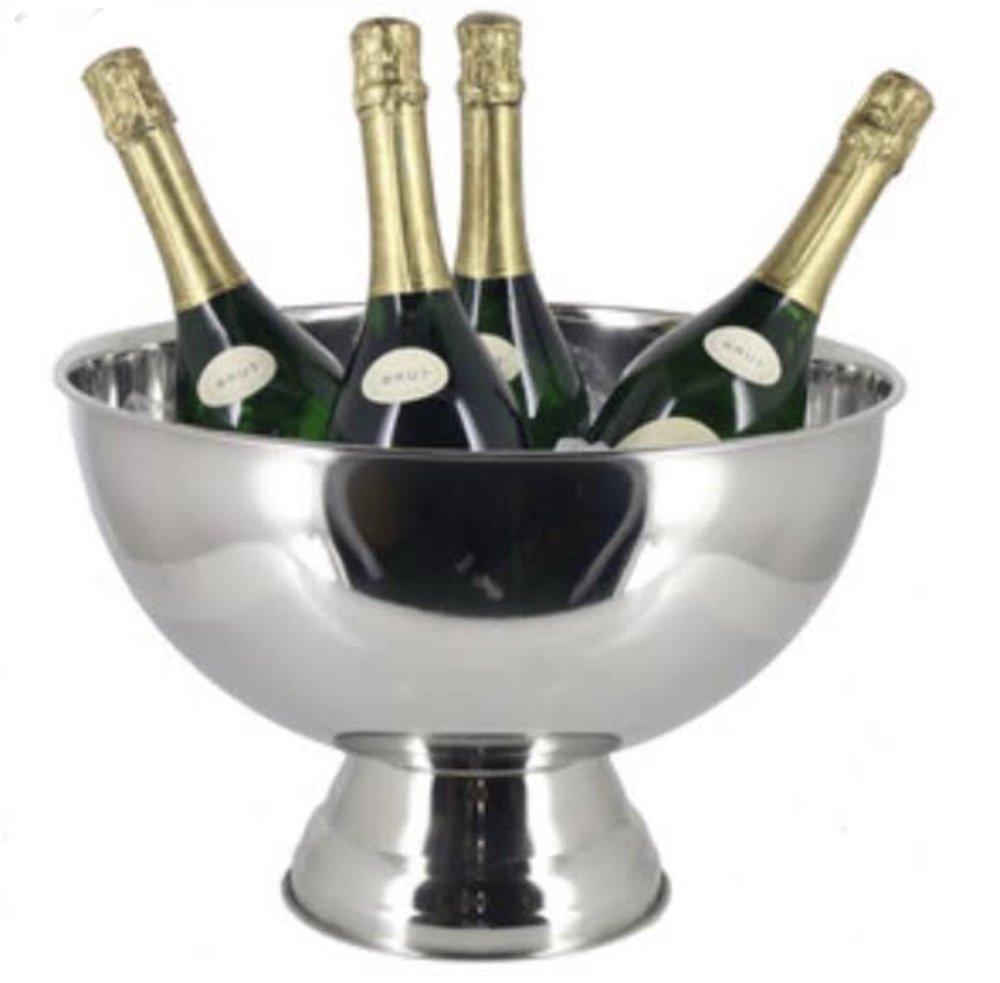 Champagne bowl: $10 -