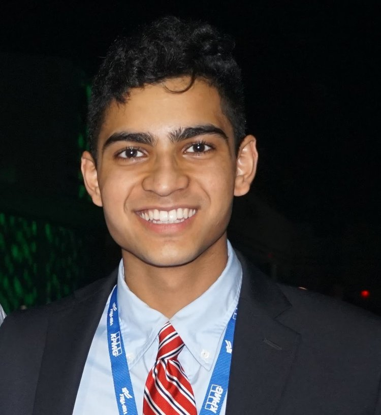 Outreach Coordinator: Omair Iqbal