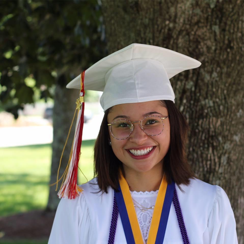 Member at Large: Jasmine Cuenca
