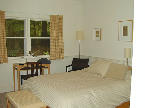 Bedroom 3 - Large Guest Room $90.00 per night