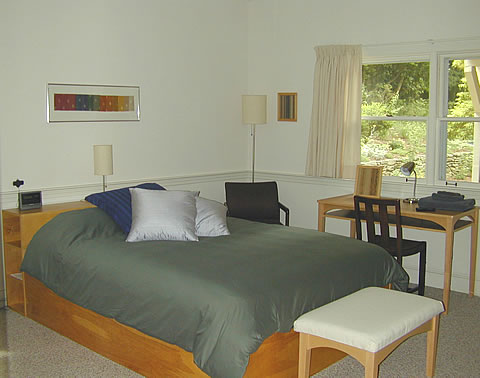 Bedroom 4 - Large Guest Room $90.00 per night