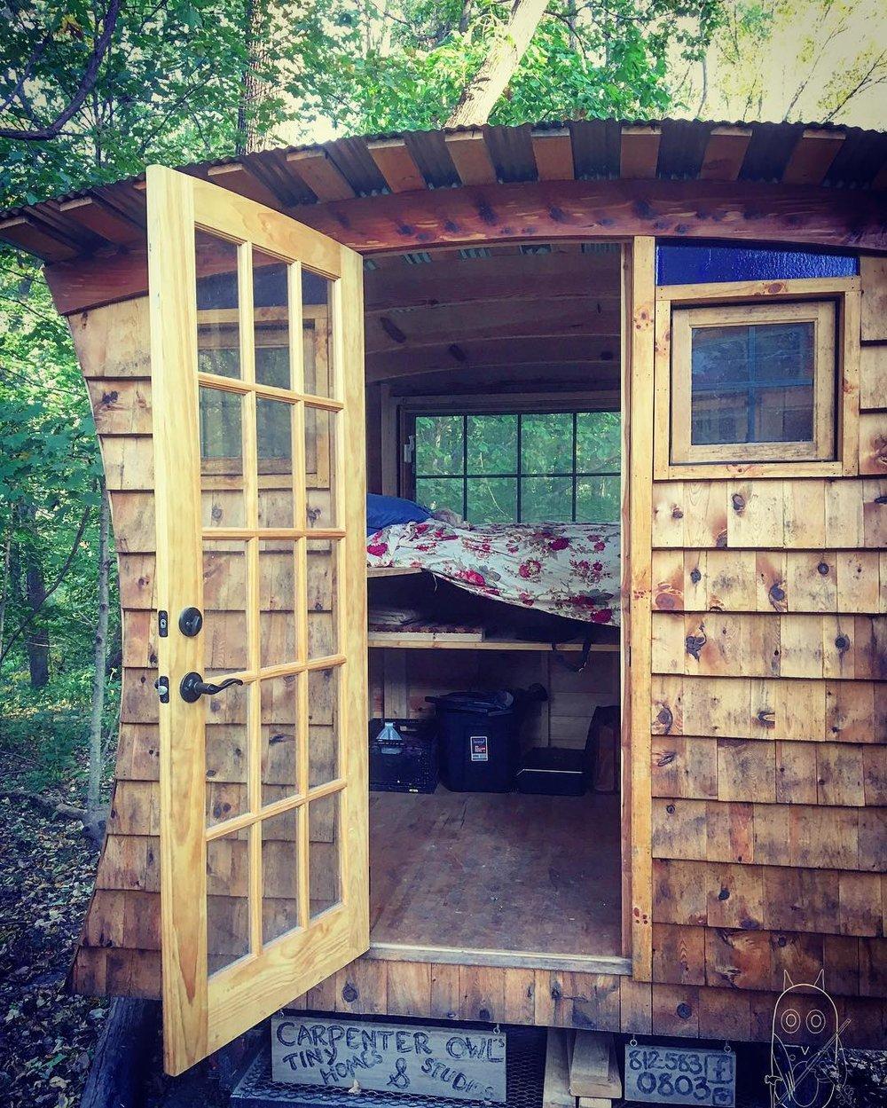 Gypsy Tug - Front Door