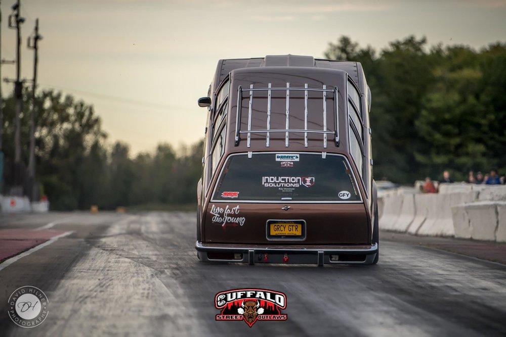 "Limited Street Racer Terry Doreen AKA "" GRCY GTR"""