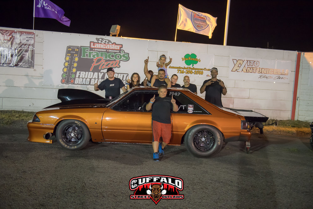 July 20, 2018 Outlaw Limited Street Winner Moe Alfaqih