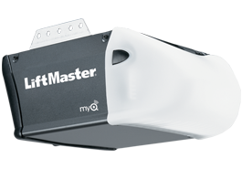 Garage Door Openers - LiftMaster 8165-Wifi 1/2 H.P. chain drive with 1 remote for 7 ft door.Installed tax included: $375Cash and Carry: $215 plus taxOpeners for 8 ft, 9 ft, and 10 ft high doors available for an additional cost.