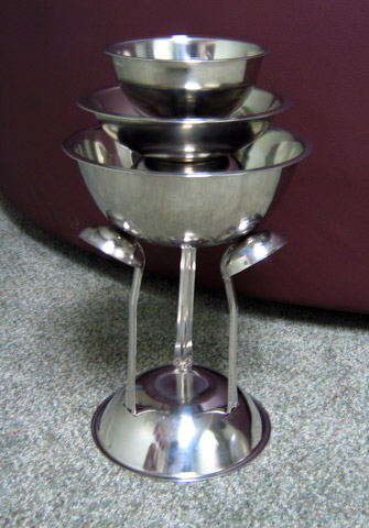 Souper Bowl Trophy