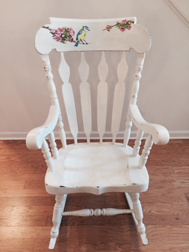 Quince Rocking Chair 2015