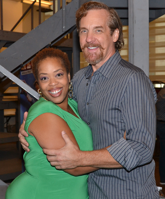 Angela Grovey & Steve Blanchard