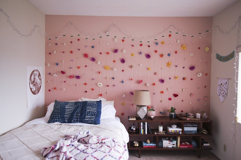 DIY: OmbreAccent Wall -
