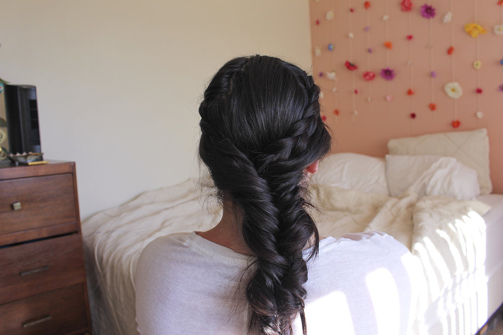 Dutch Duo  Fishtail Braid -