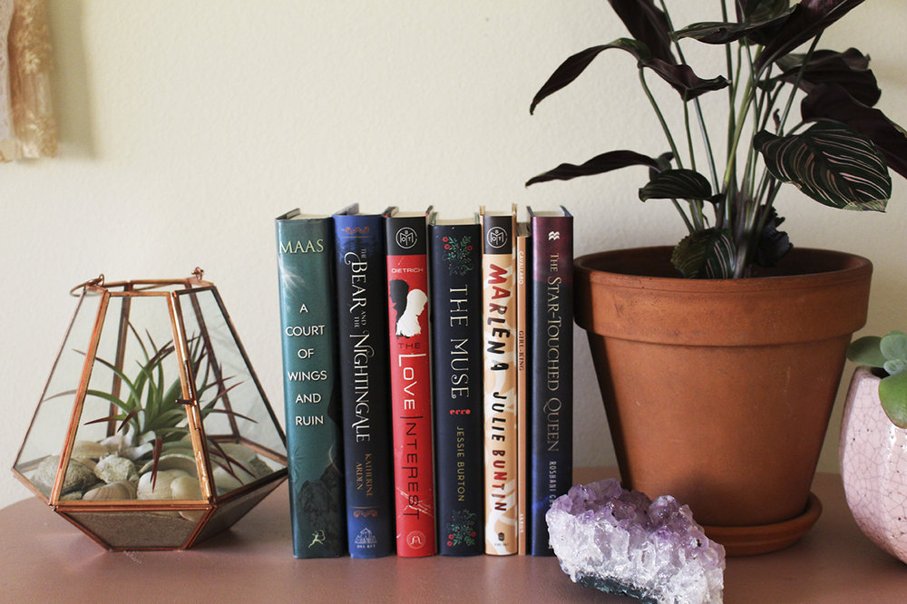 May Book Review -