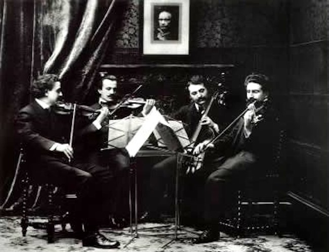 Flonzaley Quartet -
