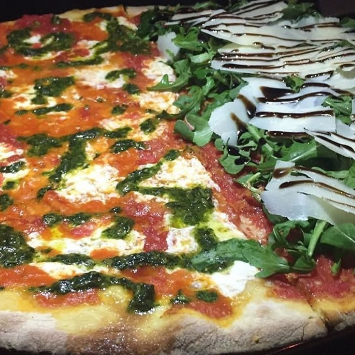 Rubirosa - SohoVodka pizza = game changer